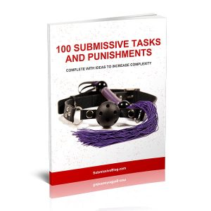 100 Submissive Tasks & Punishments eBook