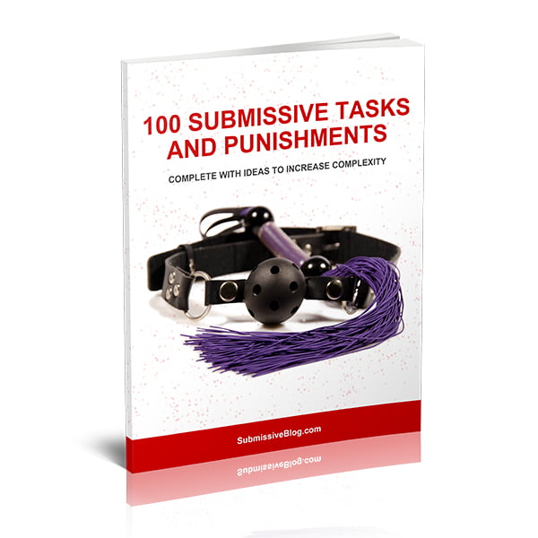 100 Submissive Tasks eBook