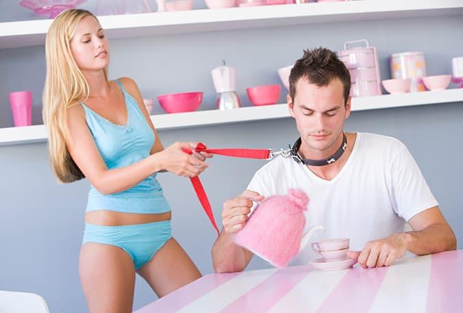 Submissive Man Humiliated